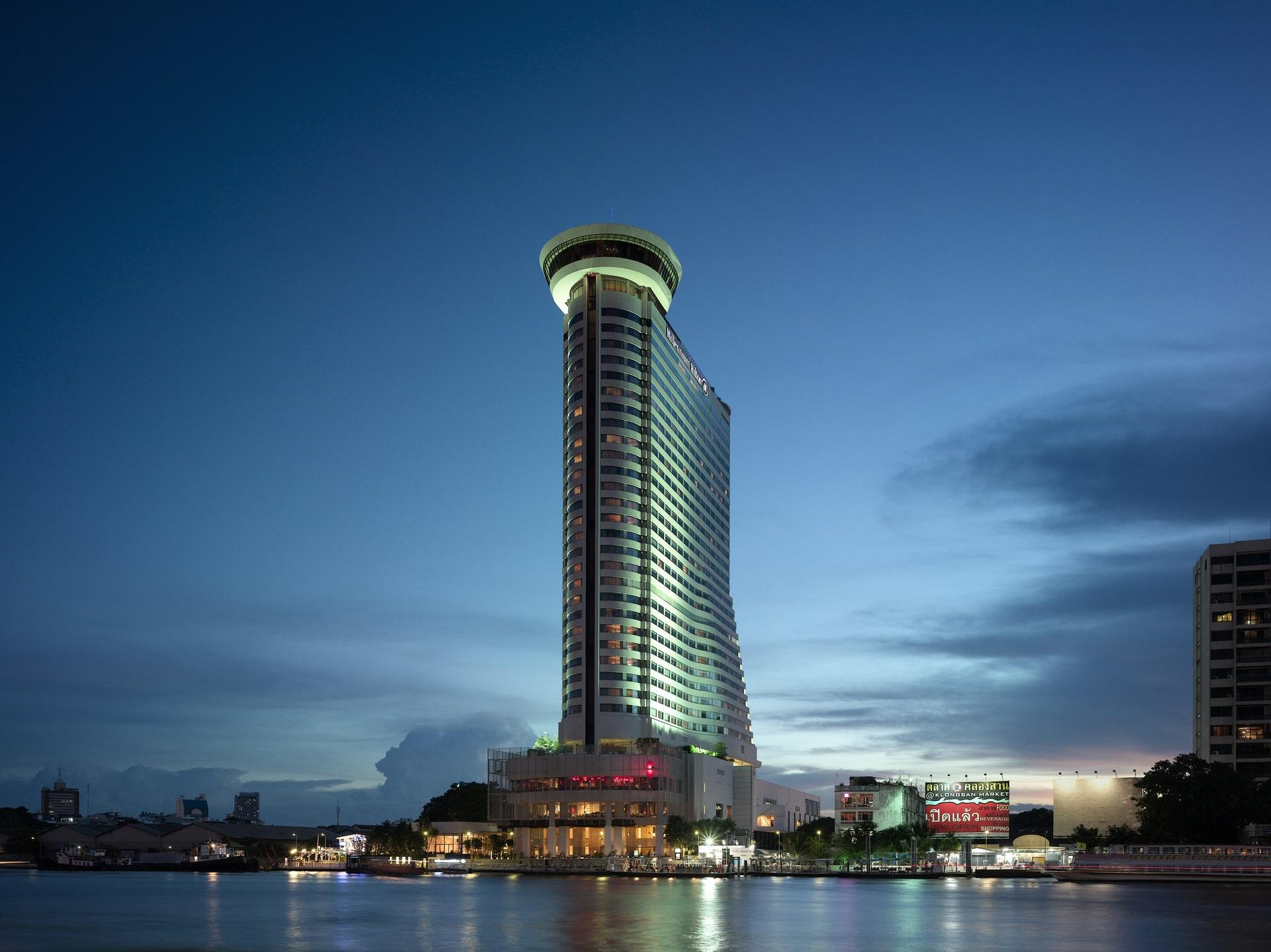 ミレニアム ヒルトン バンコク Millennium Hilton Bangkok