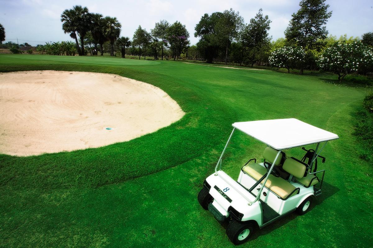 クルンカビー ゴルフコース