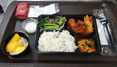 ASQホテル 食事例