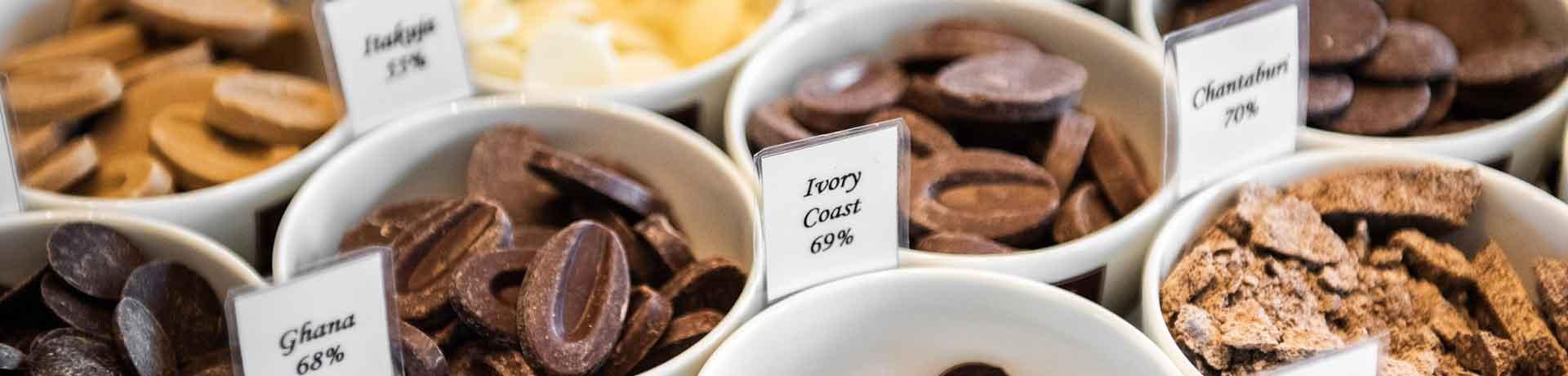 チョコレートビュッフェ